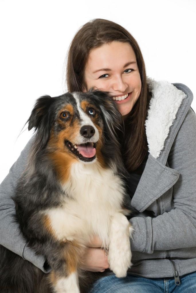 Ein treuer Freund: der Australian Shepherd