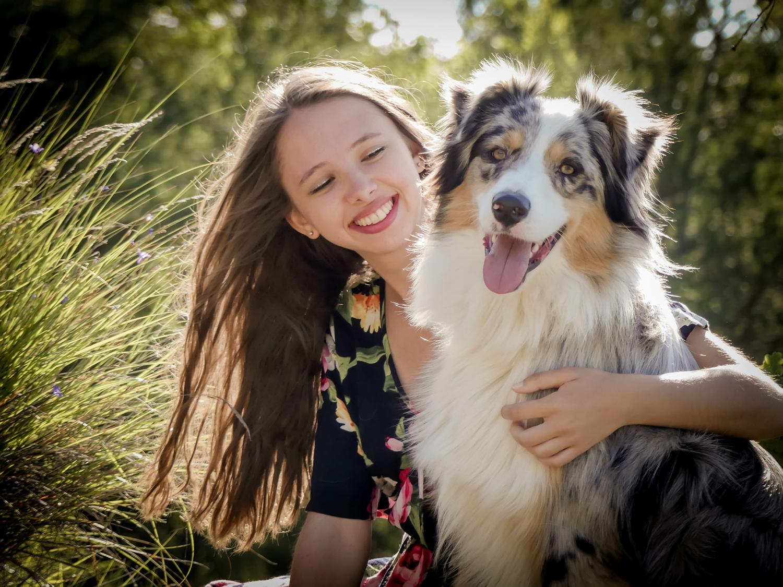 Australian Shepherd BARFen - Mit viel Liebe!